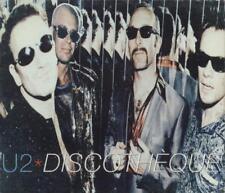 U2 - Discotheque Digipack 3 Tracks Cd Ottimo Sconto EURO 5 su Spesa EU 50
