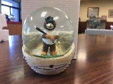 LYNCHBURG HILLCATS Carolina League Water Ball Snow Globe Southpaw 2016 SGA Act2