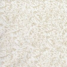 Fat Quarter Fairy Frost Gold Bling 100% Cotton Quilting Fabric Michael Miller