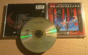 Magnum - Chapter & Verse (The Very Best of CD) Germany Polydor 1993