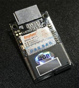 Brand New KingSpec KDM-SA.51-32GMJ 32GB DOM SSD SATA Solid State Drive Hard Disk
