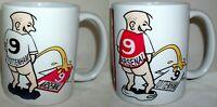 London Arsenal Tottenham  Football Rivalry Shirt Coffee Tea Mug Spurs Gunners