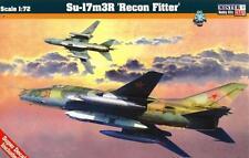 HALF PRICE SUKHOI Su-17 M3R FITTER J (AFGHAN WAR SOVIET MKGS) 1/72 MISTERCRAFT