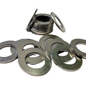 Form B Stainless Steel Flat Washers A2 BS4320 Thin Washer Engineering