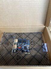 4 SATA SERIAL ATA PCI CONTROLLER RAID I/O CARD PC - Brand New