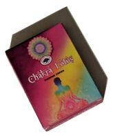Green Tree Chakra Lotus Incense Cones (10 Cones Per Box)