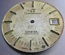 Vintage Omega constellation dial for Movement  cal 1012