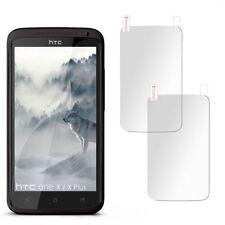 2x Schutzfolie Matt für HTC One X / One X Plus Display Schutz Neu Display Folie