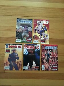 Rawhide Kid #1 #2 #3 #4 #5 Marvel Max Comics NM 2003 COMBINE SHIPPING -