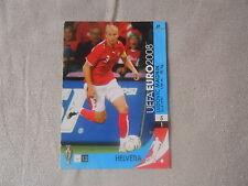 Carte panini - Euro 2008 - Autriche Suisse - N°069 - Ludovic Magnin - Suisse