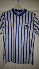 Mens Football Shirt - Sheffield Wednesday - Home 1987-1989 - Umbro - 34/36in UK