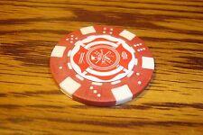 FIRE Department LOGO Dice design Poker Chip,Golf Ball Marker,Card Guard