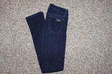 EUC Joe's Jeans KAREN Womens 25 straight leg dark rinse wash