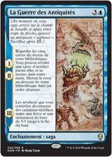 MTG Magic DOM FOIL - The Antiquities War/La Guerre des Antiquités, French/VF
