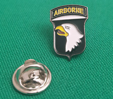 101st Airborne Enamel & Metal Lapel Pin Badge - 20mm Gift Idea