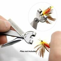 Quick Knot Tool 4 in 1 Fliegenfischen Clippers Schnurknipser Binden Zinger-est