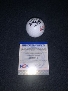 John Daly Signed Golf Ball PSA/DNA Rare