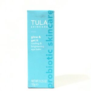Tula Probiotic Skincare Glow & Get It Cooling And Brightening Eye Balm 0.35 oz