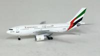 Aeroclassics ACA6EKK Emirates Airbus A310-300 A6-EKK Diecast 1/400 Jet Model New