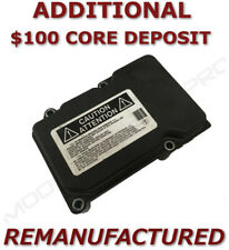 REMAN 2007 2008 2009 Toyota Camry ABS Pump Control Module 07 08 09 EBCM EXCHANGE