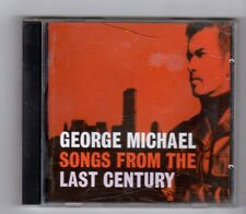 (IR176) George Michael, Songs From The Last Century - 1999 CD