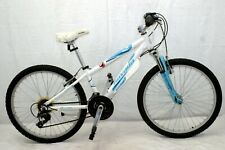 "Novara Moxie24 Kids Bike 12"" 24"" Hardtail Spinner Suspension Shimano SIS Cahrity"
