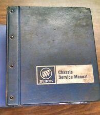 1987 Buick Chassis Service Manual Vol. 2 Electra Lesabre Century Riviera Skylark