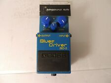 Boss BD-2 Blues Driver Overdrive Effects Pedal Mod Modded Free USA Shipping
