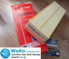 AIR FILTER FILTRON 139/2 for AUDI, VW, SEAT, SKODA: 1K0 129 620 D, 5C0 129 620