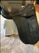 17 MN Lux Albion Dressage Saddle