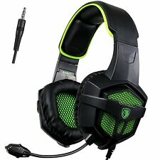2018 SADES SA807 New Xbox one PS4 Gaming Headset Headphone Mic Head phone SA 807