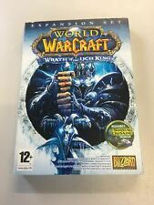 PC DVD-ROM World Of Warcraft | Wrath Of The Lich King - Expansion Set