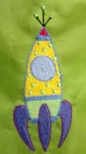 Personalised Space Rocket School/PE/Gym/Baby/Drawstring Bag