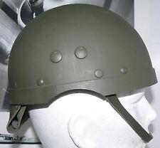 U Post WWII French Armor crewman CVC helmet / liner - New old stock