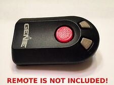 Replacement Button for Genie IntelliCode Garage Door Remote Opener