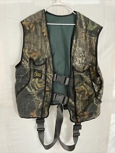 Hunters Safety System Harness Vest Size 2X/3X 275lbs Max Safe Clips Heavy
