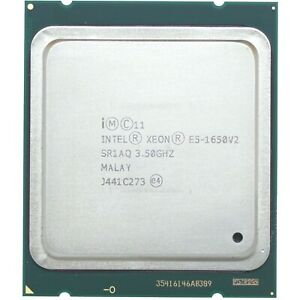 Intel Xeon E5-1650 V2 3.5GHz 6-Core SR1AQ LGA2011 CPU Processor