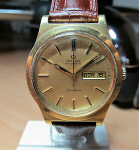 RARE Omega Geneve automatic with cal. 1022