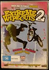 Extreme Wipeouts Vol 2, all region - Rare DVD Aus Stock -DISC LIKE NEW