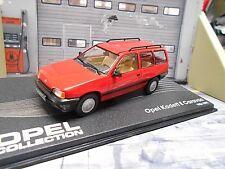 OPEL Kadett E Caravan Kombi 1984 - 1991 rot red IXO Altaya SP Sonderpreis 1:43