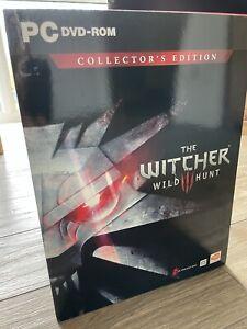 The Witcher 3 Wild Hunt Collectors Edition Ohne Spiel