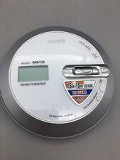 Sony D-NF430 MP3/ATRAC Walkman/Discman CD Player AM/FM Weather Tuner D05