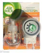 3 x 19ml Air Wick Anti Tabac Duftstecker Nachfüller mit Neue Apparat