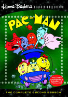 Pac-Man: The Complete Second Season (Season 2) DVD NEW