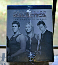 NEW - Battlestar Galactica: The Complete Series Blu-ray - SEALED