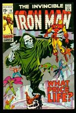IRON MAN #19  7.5/8.0