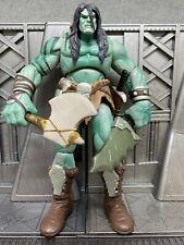 """Marvel Legends Hasbro Fin Fang Foom BAF SKAAR SON OF HULK 6"""" Inch Action Figure"""