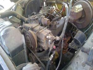 AC Compressor Integral AC Fits 70-82 FORD E100 VAN 431444