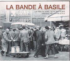 LA BANDE A BASILE compilation CD ALBUM neuf on va faire la java valentine
