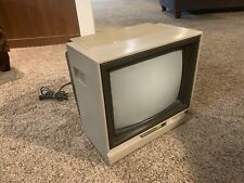 Vintage Commodore 1702 Video Computer Monitor WORKS GREAT! for 64 128 sx